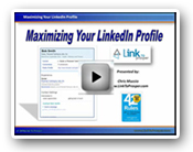 Maximize Your LinkedIn Profile